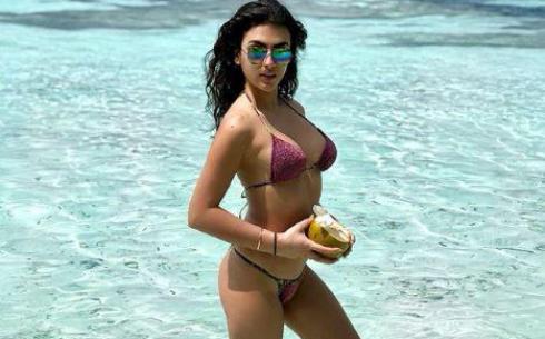 Giulia Salemi Calendario.Bomba Sexy Giulia Salemi